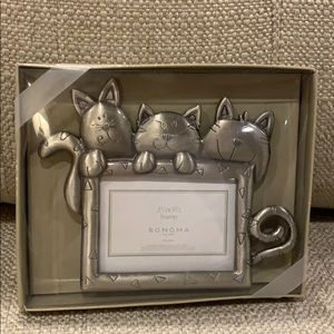 Sonoma Kitty Cats Whimsical Frame